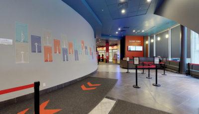 Tower Lobby 3D Model