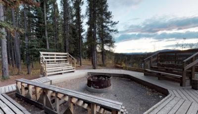 Easter Seals Camp Horizon – MAIN LODGE 3D Model
