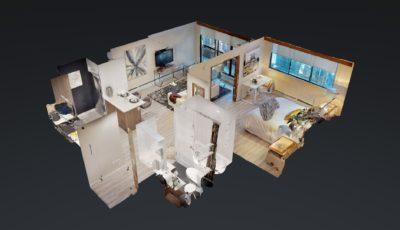 International Hotel 3D Model