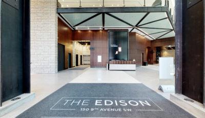 The Edison Lobby & Second Floor 3D Model