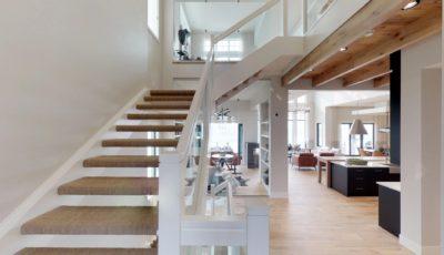 Luxury Mahogany Estate 3D Model